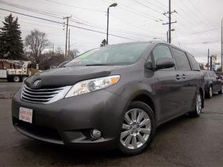 Used 2011 Toyota Sienna LIMITED for sale in Whitby, ON