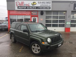 Used 2008 Jeep Patriot Sport North Edition for sale in London, ON
