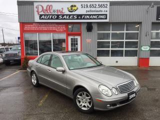 Used 2006 Mercedes-Benz E350 3.5L 4MATIC for sale in London, ON