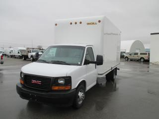 Used 2017 GMC Savana 3500 16 FT.UNICELL BODY for sale in London, ON