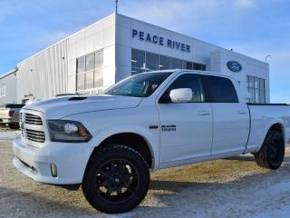Used 2014 Dodge Ram 1500 SPRT for sale in Peace River, AB