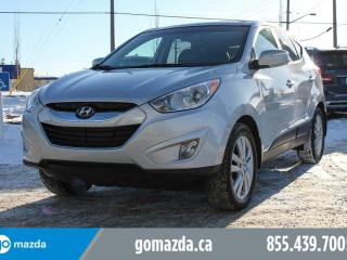 Used 2013 Hyundai Tucson Limited AWD LEATHER PANO ROOF for sale in Edmonton, AB