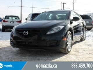 Used 2013 Mazda MAZDA6 GS POWER OPTIONS for sale in Edmonton, AB