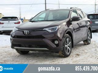 Used 2016 Toyota RAV4 XLE AWD SUNROOF HEATED SEATS ACCIDENT FREE for sale in Edmonton, AB