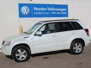 Used 2008 Suzuki Grand Vitara $ 122 / Bi-weekly payments O.A.C. !!! Fully Inspected !!! for sale in Edmonton, AB