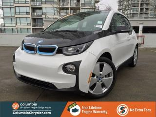 Used 2015 BMW i3 Base w/Range Extender for sale in Richmond, BC
