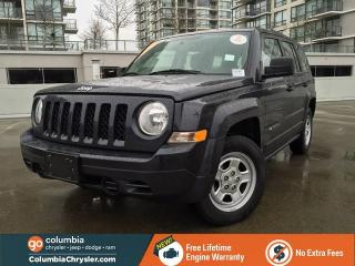Used 2014 Jeep Patriot SPORT for sale in Richmond, BC