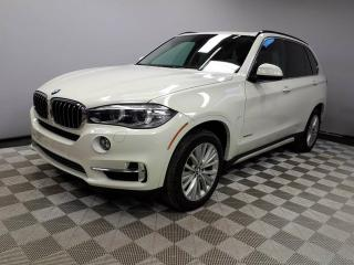 Used 2014 BMW X5 xDrive35d - Local One Owner Trade In | No Accidents | 3M Protection Applied | 19 Inch Wheels | Navigation | Back Up Camera | Parking Sensors | Power Liftgate | Panoramic Sunroof | Heated Seats | Memory Seats | Bluetooth | Heated Steering Wheel | Dual Zone for sale in Edmonton, AB