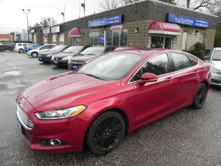 Used 2016 Ford Fusion SE * LEATHER * NAV * SUNROOF for sale in Windsor, ON