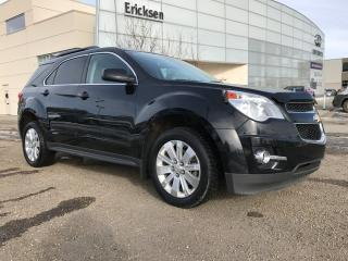 Used 2011 Chevrolet Equinox 1 LT/ALL WHEEL DRIVE/ACCIDENT FREE for sale in Edmonton, AB