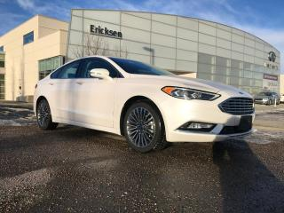 Used 2017 Ford Fusion SE/ALL WHEEL DRIVE/NAVIGATION/HEATED SEATS/BACK UP CAMERA for sale in Edmonton, AB