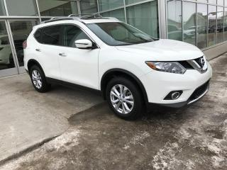 Used 2016 Nissan Rogue SV/ALL WHEEL DRIVE/HEATED SEATS/BACK UP CAMERA for sale in Edmonton, AB