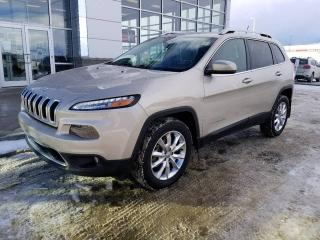 Used 2015 Jeep Cherokee Limited for sale in Peace River, AB