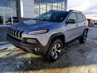Used 2014 Jeep Cherokee Trailhawk for sale in Peace River, AB