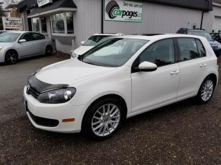 Used 2010 Volkswagen Golf COMFORTLINE for sale in Bloomingdale, ON