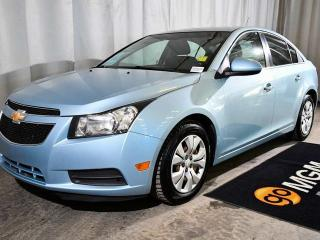 Used 2012 Chevrolet Cruze 1LT for sale in Red Deer, AB