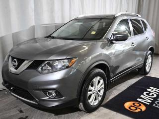 Used 2016 Nissan Rogue SV 4dr All-wheel Drive for sale in Red Deer, AB