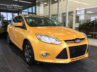 Used 2012 Ford Focus SE, ACCIDENT FREE, ALBERTA VEHICLE for sale in Edmonton, AB