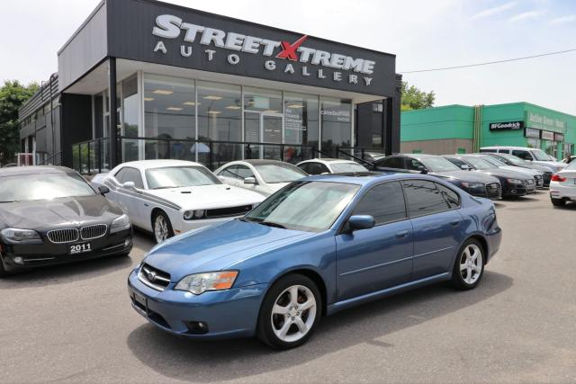 2007 Subaru Legacy 2.5i w/Limited Pkg | Sunroof | Heated Seats