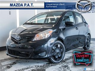 Used 2014 Toyota Yaris LE for sale in Pointe-aux-trembles, QC