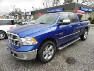Used 2014 RAM 1500 Big Horn * HEMI * CREW * 4 X 4 for sale in Windsor, ON