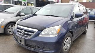 Used 2005 Honda Odyssey EX-L, LEATHER, SUNROOF for sale in Scarborough, ON