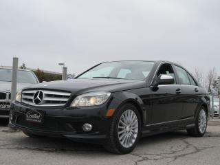 Used 2008 Mercedes-Benz C230 V6 / LOCAL ONTARIO CAR for sale in Newmarket, ON