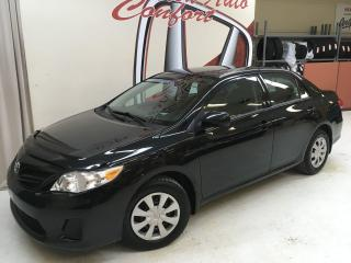 Used 2013 Toyota Corolla for sale in Chicoutimi, QC