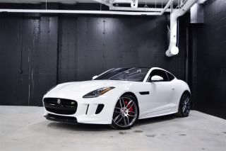 Used 2017 Jaguar F-Type Cert for sale in Laval, QC