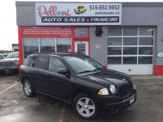 Used 2007 Jeep Compass SPORT 4X4 NEW TIRES for sale in London, ON