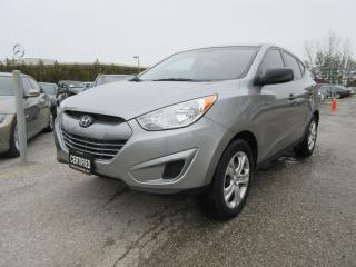 Used 2012 Hyundai Tucson GL / ONE OWNER / EXCELLENT SERVICE HISTORY for sale in Newmarket, ON