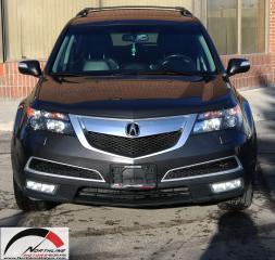 Used 2010 Acura MDX Tech pkg for sale in North York, ON