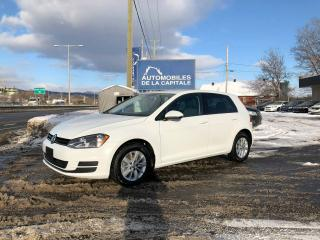 Used 2015 Volkswagen Golf for sale in Chateau-richer, QC
