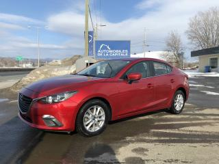 Used 2014 Mazda MAZDA3 GS-SKY for sale in Chateau-richer, QC