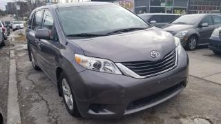 Used 2011 Toyota Sienna LE, BackupCamera, 8 Passenger, DVD, Remote Starter for sale in Scarborough, ON
