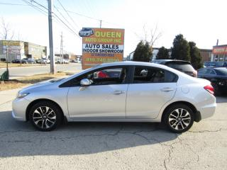 Used 2015 Honda Civic Reverse Cam | Sunroof | Heated Seats for sale in North York, ON