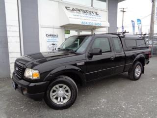 Used 2008 Ford Ranger Sport 4x4, Super Cab, One Owner!! for sale in Langley, BC