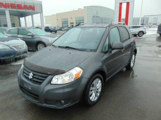 Used 2013 Suzuki SX4 AWD JLX AUTOMATIQUE GPS for sale in Quebec, QC