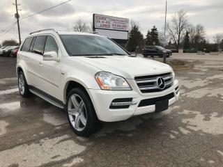Used 2012 Mercedes-Benz G-Class GL 350 BlueTEC for sale in Komoka, ON