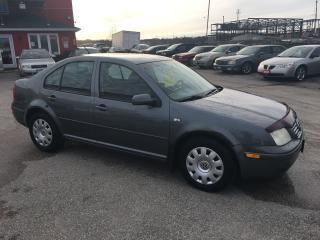 Used 2003 Volkswagen Jetta GLS for sale in Orillia, ON
