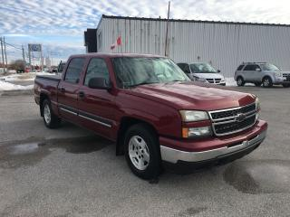 Used 2006 Chevrolet Silverado 1500 LT for sale in Orillia, ON