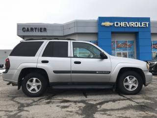 Used 2004 Chevrolet TrailBlazer LS AWD for sale in Quebec, QC
