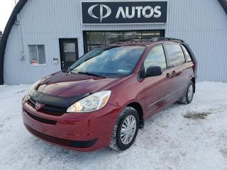 Used 2005 Toyota Sienna 5dr CE 7-Passenger for sale in Vallee-jonction, QC
