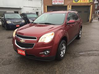 Used 2010 Chevrolet Equinox 1LT NO ACCIDENT for sale in Scarborough, ON