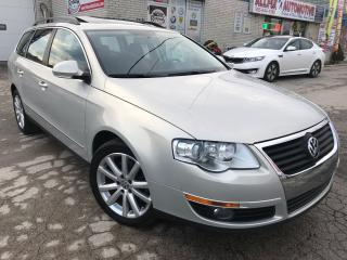Used 2009 Volkswagen Passat HIGHLINE for sale in Oakville, ON