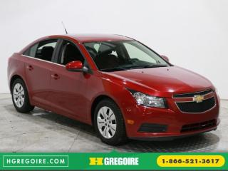 Used 2013 Chevrolet Cruze LT TURBO A/C CAM for sale in Saint-leonard, QC