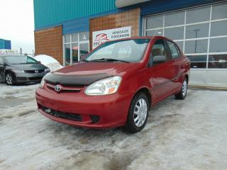 Used 2003 Toyota Echo for sale in Saint-eustache, QC