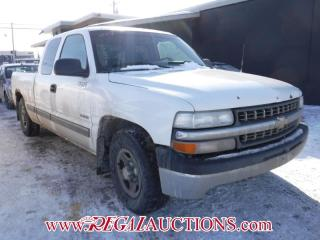 Used 2001 Chevrolet SILVERADO 1500  EXT CAB for sale in Calgary, AB
