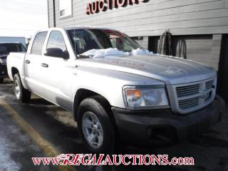 Used 2010 Dodge DAKOTA  CREW CAB 4WD for sale in Calgary, AB