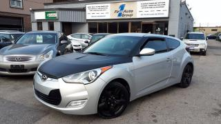 Used 2013 Hyundai Veloster BACKUP  CAM, BLUETOOTH for sale in Etobicoke, ON